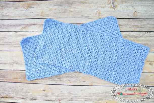 Free Crochet Pattern - Sponsored by Lion Brand Yarns, designed by Nicki's Homemade Crafts