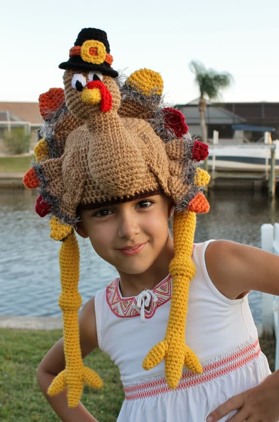 Thanksgiving, Harvest and Fall Crochet Pattern Roundup - Nicki\'s ...