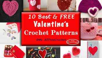 All about layers cochet bundle 5 days only plus lots of free goodies 10 best free valentines crochet patterns on allfreecrochet fandeluxe Image collections