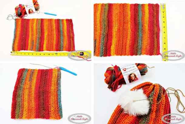 Sunset Striped Hat - Free Crochet Pattern by Nicki s Homemade Crafts - this  picture shows how d6d65967185