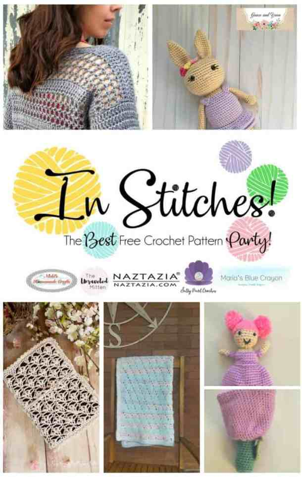 In Stitches - Best Free Crochet Pattern Party #8 - Nicki\'s Homemade ...
