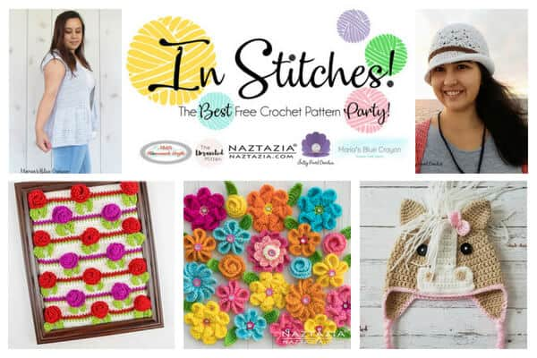 In Stitches Best Free Crochet Pattern Party 11