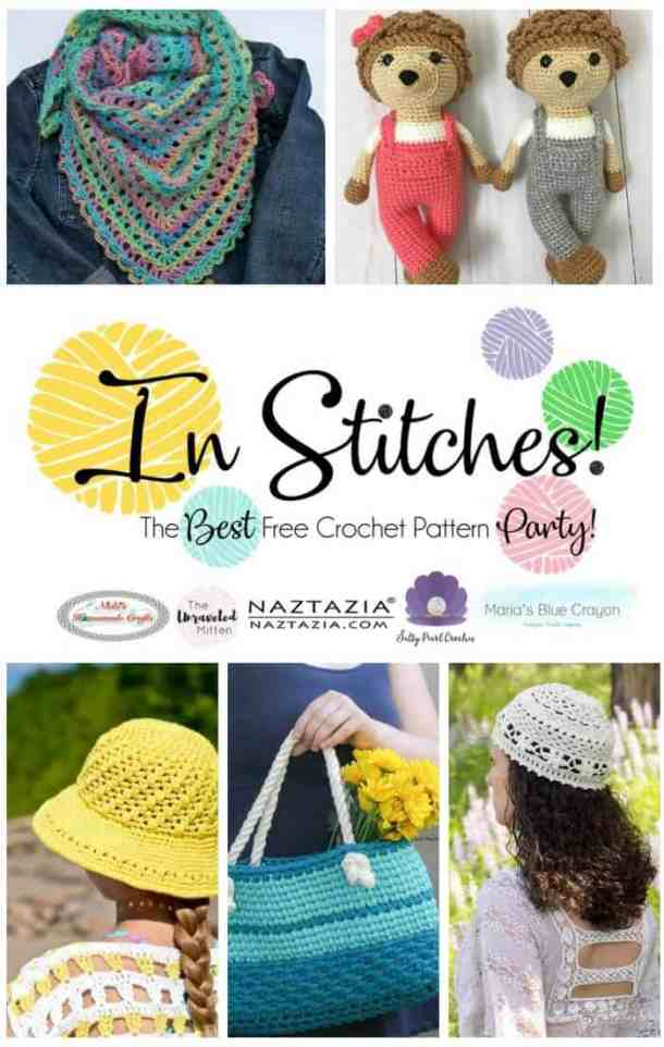 In Stitches - Best Free Crochet Pattern Party 13