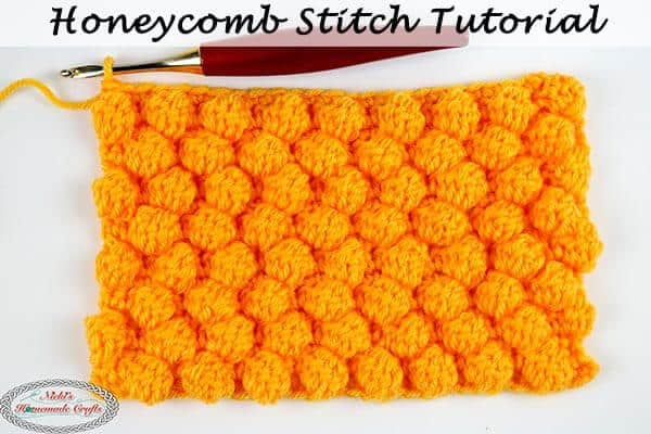 Tutorial for Honeycomb Stitch