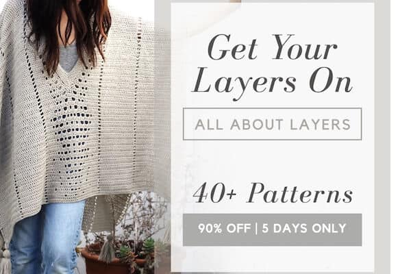 All About Layer Crochet Bundle