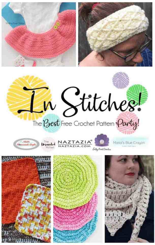 In Stitches - Best Free Crochet Pattern Party #17