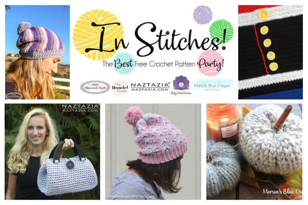 In Stitches Link up Party Free Crochet Pattern from Hosts #18
