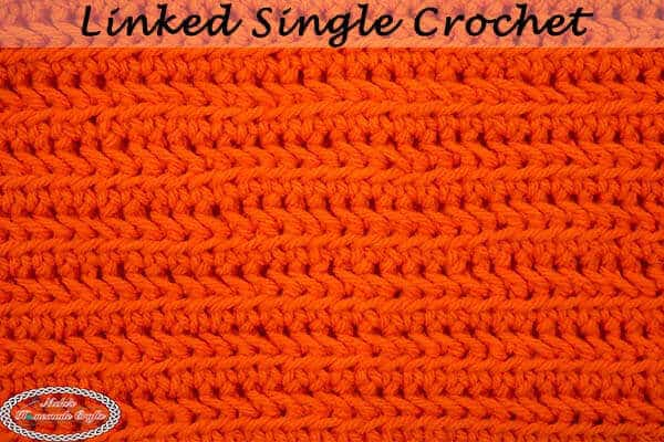 Linked Single Crochet