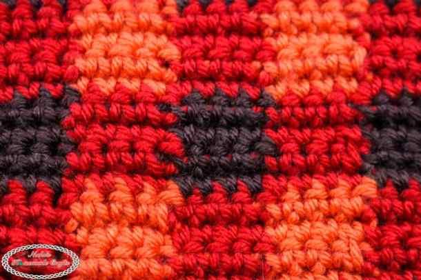 Single Crochet Plaid