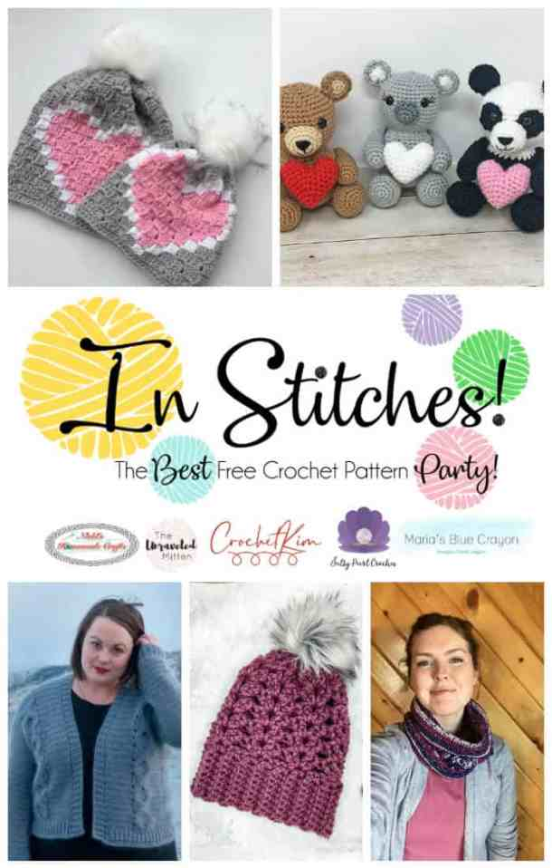 In Stitches - Link up Party #30