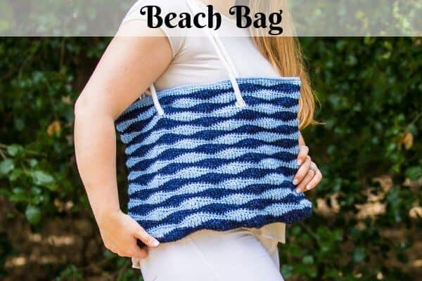Beach Bag Crochet Pattern