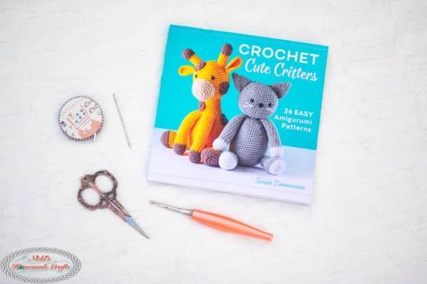 Crochet Cute Critters Book Review