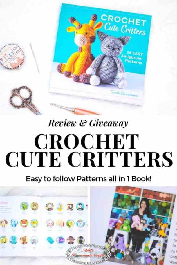 Crochet Cute Critters Book Pin