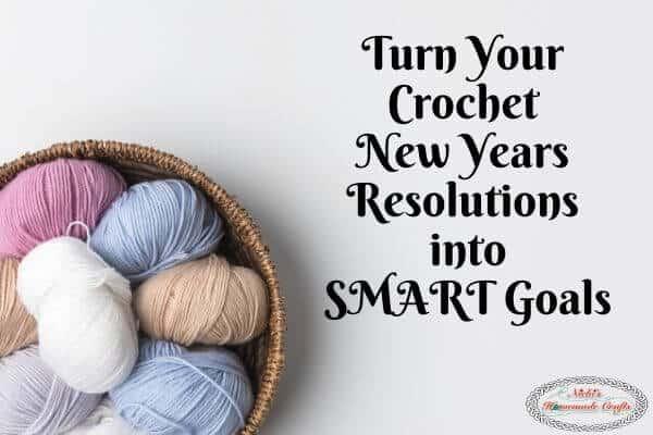 Crochet Smart Goals