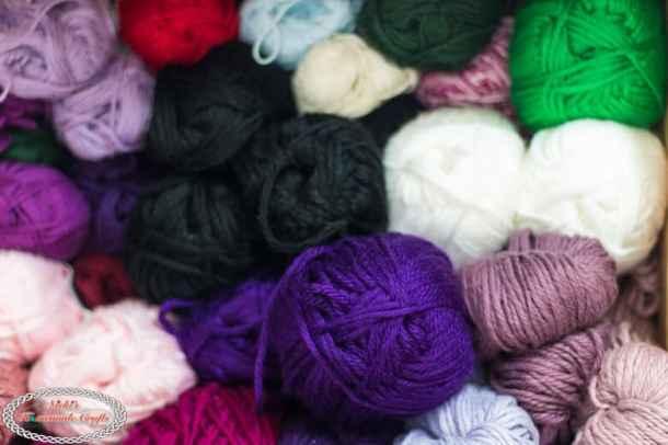 Organize Yarn the Right Way - Favorite Yarn