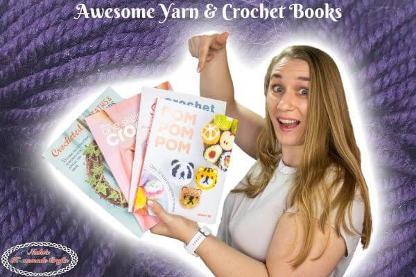 Yarn & Crochet Books