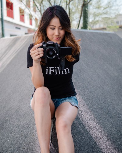 iFilm Jumpcut Apparel Tee