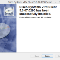 How to fix Windows 10 Problem - VPN ​Failed to initialize connection subsystem in Cisco anyconnect