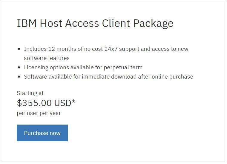 Download and Install IBM i ACS (Access Client Solutions) - IBM i