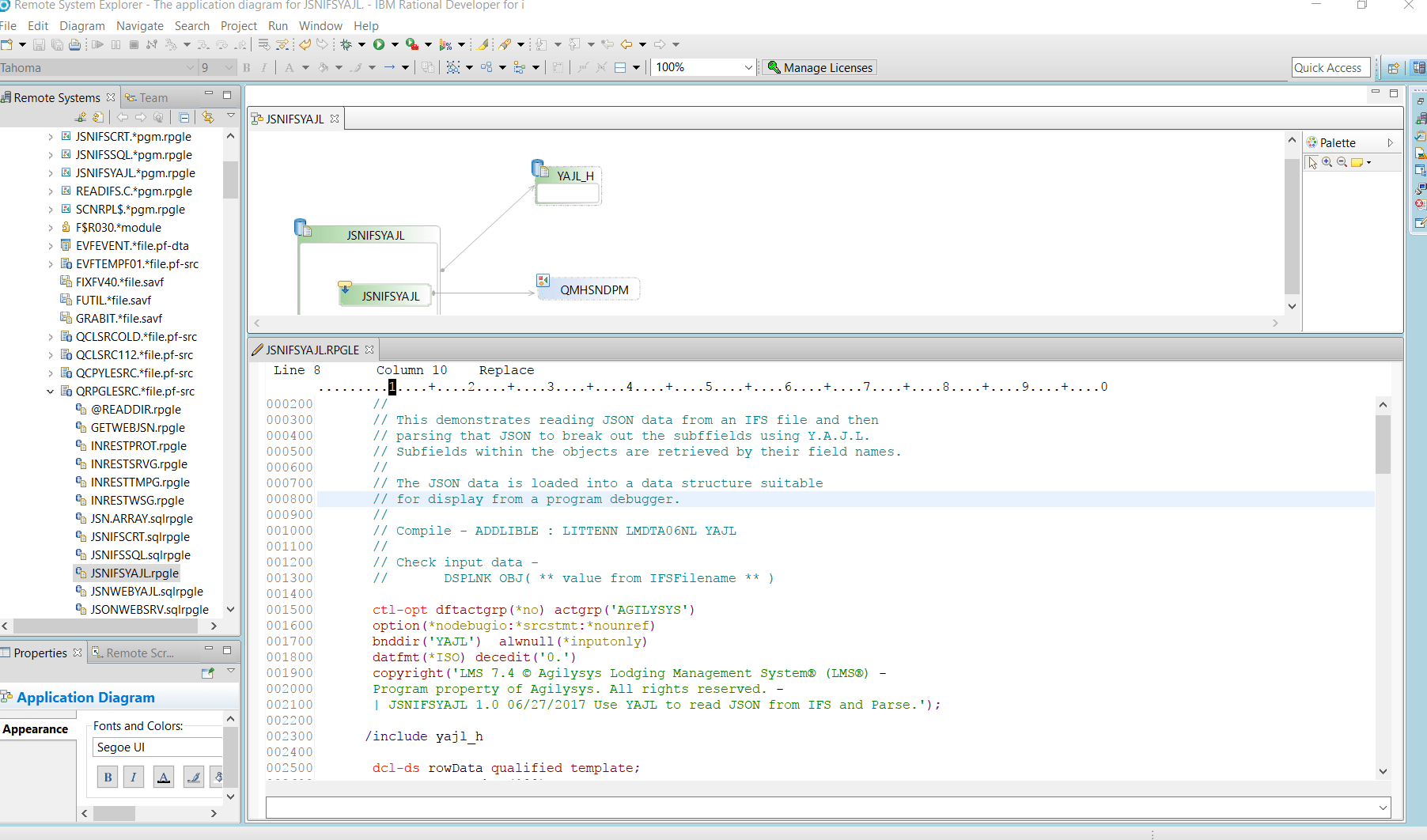 Latest RDi Fixpack for IBM Rational Developer (RPG Code Editor) is
