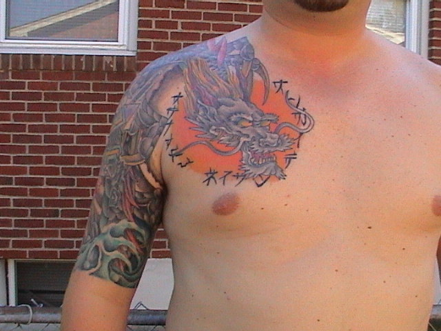 Tattoo Adventures of an Inky Software Developer 3