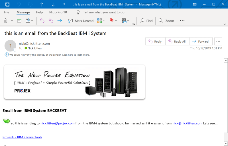 What is IBM i Email and SPF? 6