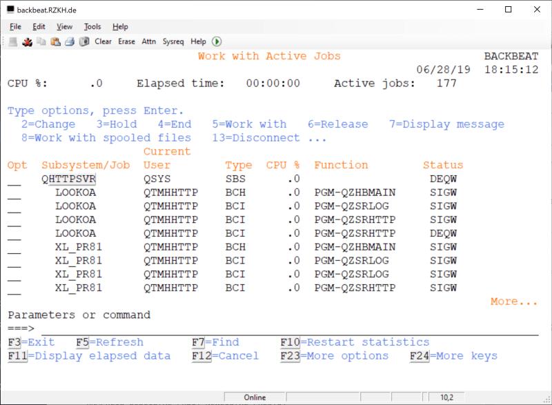 How to rename Fresche (BCD) Presto Library - XL_PRESTO 2