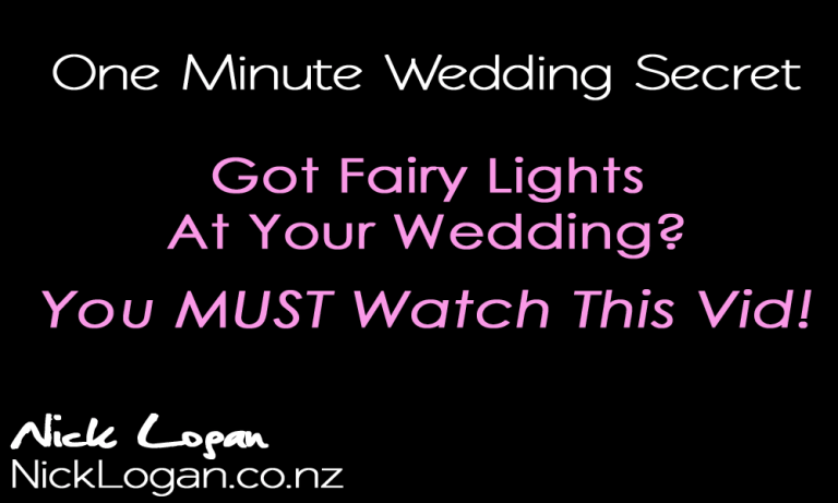 How to set up wedding LED fairy light curtains
