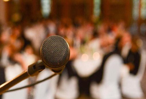 Wedding speech clash you can easily avoid