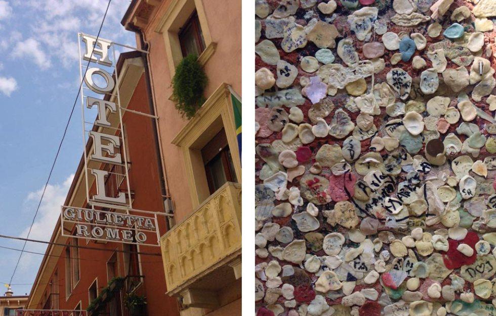 Verona Hotel Giulietta Romeo