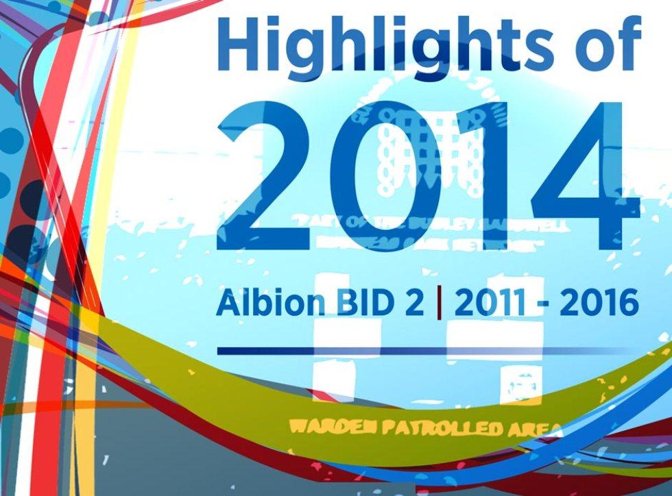 Albion BID Highlights Annual Report