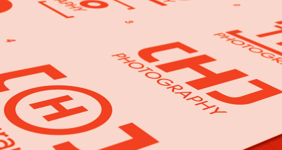 THJ Photography Logo Concepts