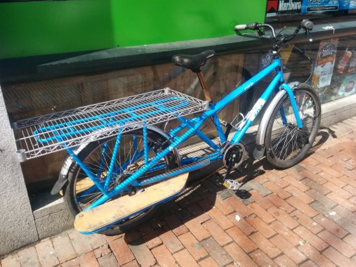 rad delivery bike