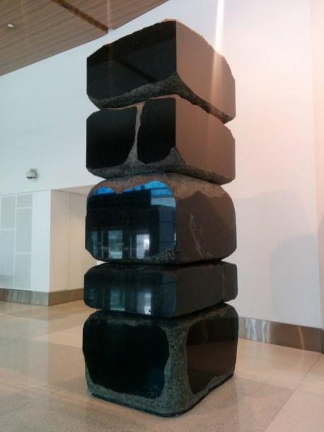 Stacking Stones by Seiji Kunishima