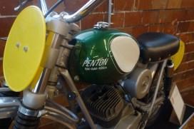 Penton 1968 Six Days 125 cc from the U.S.