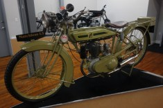 Matchless 1924 L3 350 cc from Great Britain