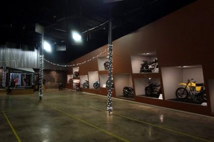 MOTO Museum event space