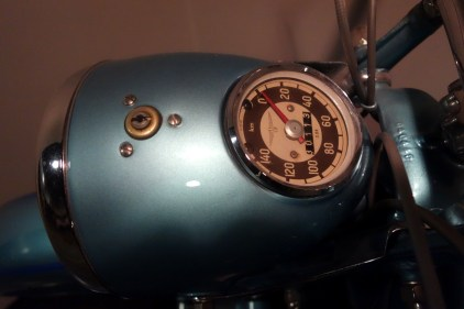 Adler 1953 MB250S 250 cc from Germany speed dial