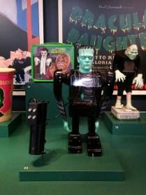 Frankenstein monster bot