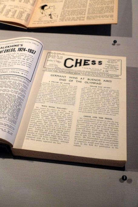 Chess bookzine