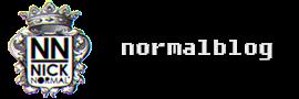 normalblog logo