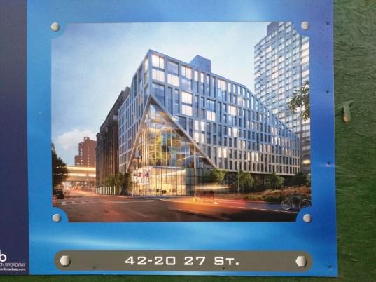 future Queens Plaza South