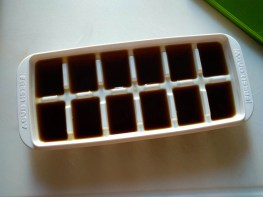 These are high-quality, and ideal for turning hot things like coffee into cubes!