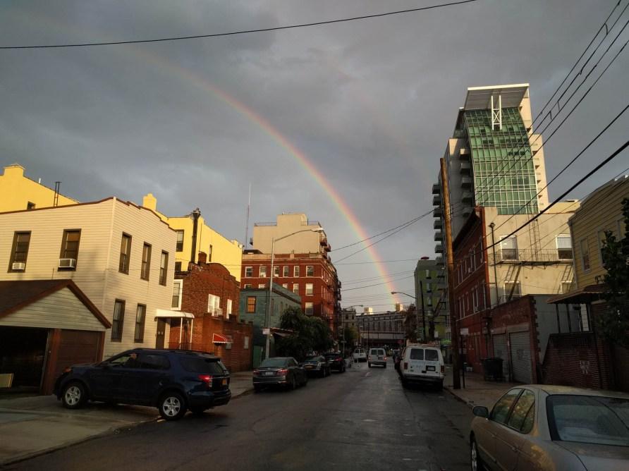 Rainbow Over 39th Avenue