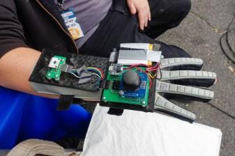 power glove controller