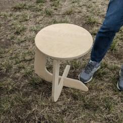 CNC stool