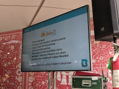 Baltimore County Public Library make-IT place presentation