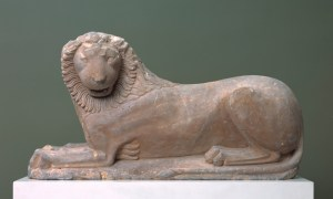Lion. Greece (c. 570-560 BCE)