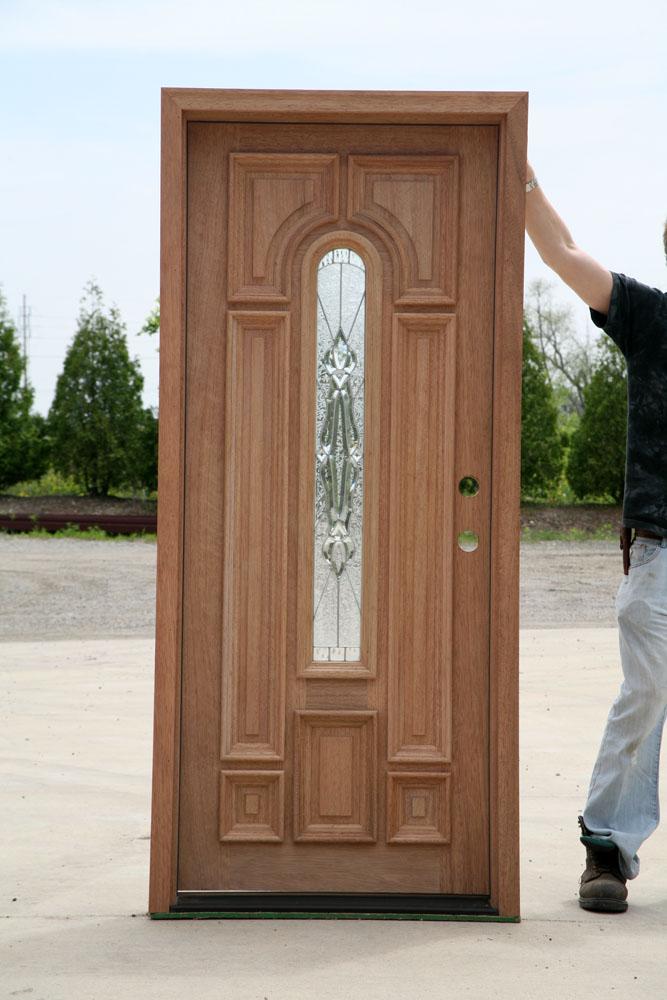 Solid Wood Doors Size 32