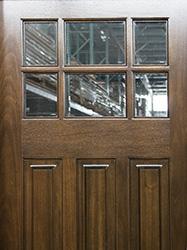 Exterior Prarie Doors